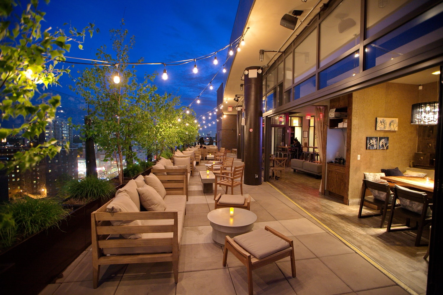 Flushing Meadows Rooftop Bar - Best Roof 2018